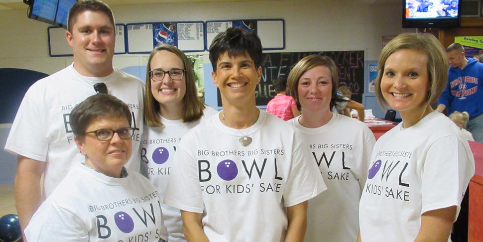 Bowl for Kids Sake Volunteers
