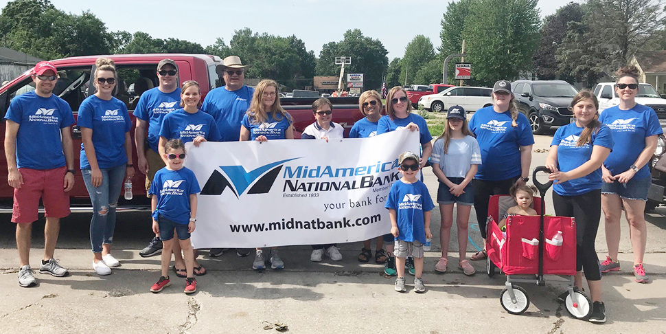 2019 Heritage Days Parade in Macomb