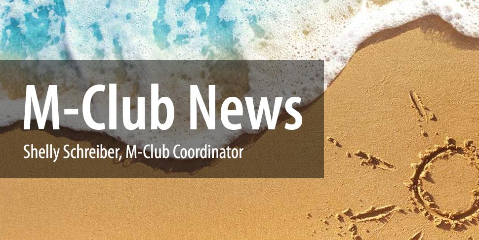 August 2020 M-Club News