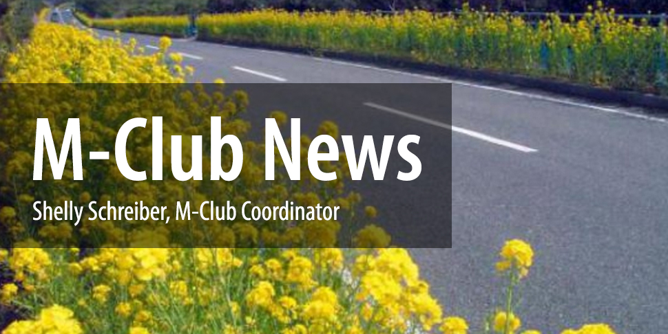M-Club News - June 2020