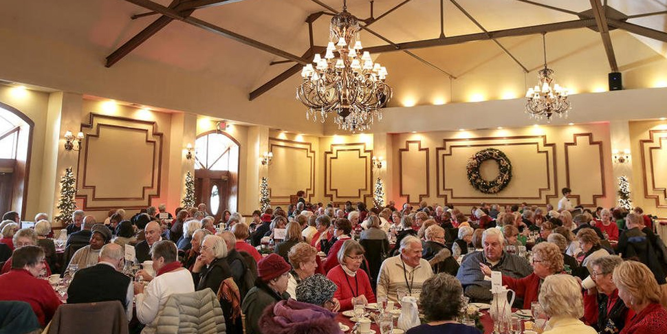 Victorian Holiday Luncheon