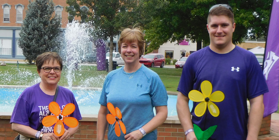 Walk to End Alzheimers in Macomb
